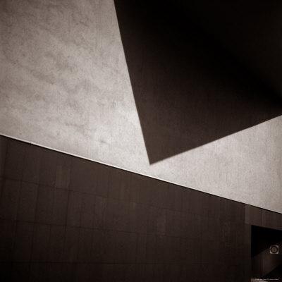 Study of Architecture and Shadows Photographic Print by Edoardo Pasero