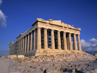 Parthenon, Acropolis, Athens, Greece Photographic Print by Jon Arnold