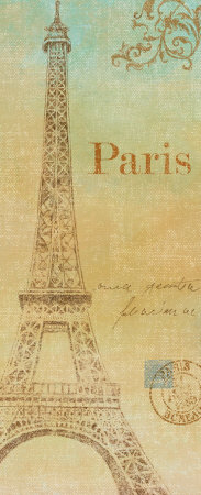 Travel Monuments I Posters by John Zaccheo