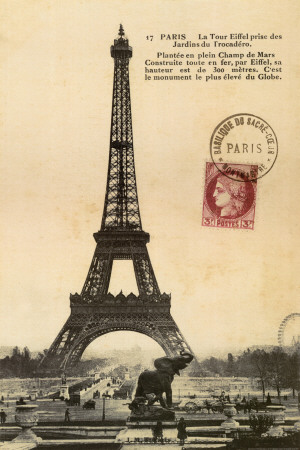 Paris 1900 Lmina