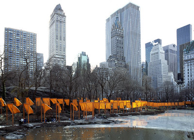The Gates, no. 50 Posters by  Christo