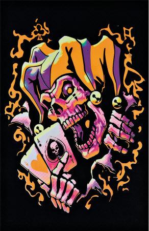 wicked jester tattoos. EVIL JESTER