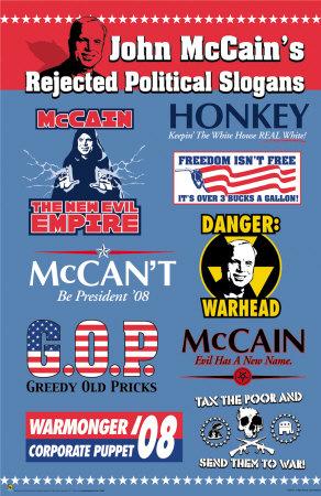 John McCain Posters
