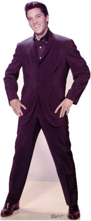 Elvis Hands on Hips Lifesize Standup Cardboard Cutouts