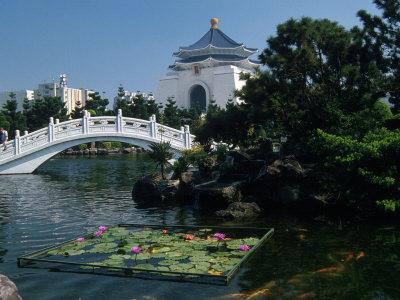 Chiang Kai Shek Memorial, Taiwan Photographic Print by Grayce Roessler