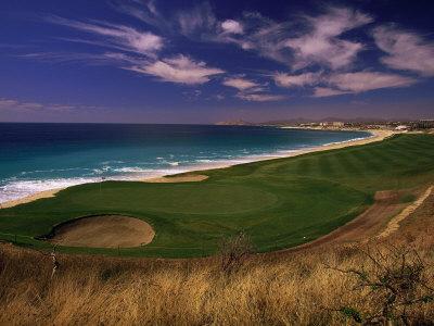 El Dorado Golf Course, Cabo San Lucas, Mexico Photographic Print by Walter Bibikow