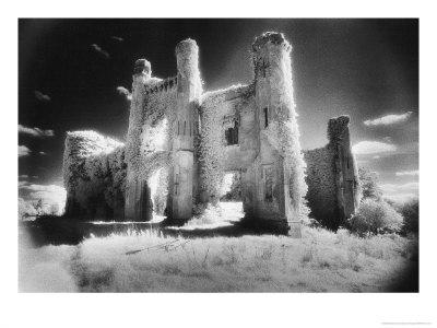 Moydrum Castle, County Westmeath, Ireland Premium Giclee Print by Simon Marsden