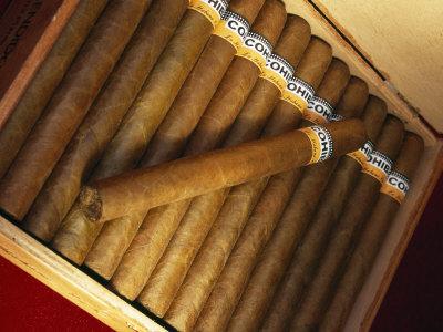 Cuban Cigars, Havana, Cuba Photographic Print by Angelo Cavalli