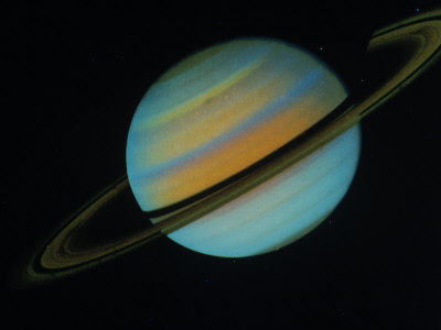 Saturn Sixth Planet from the