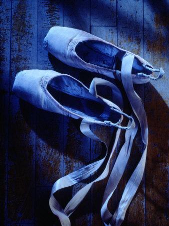 Ballet Shoes Photographic Print by Dan Gair