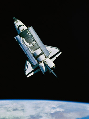 Space Shuttle In Orbit Diagram (page 2) - Pics about space