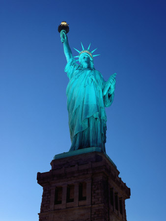 Statue of Liberty Photographic Print by Kurt Freundlinger