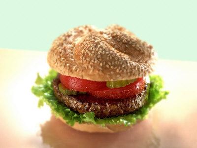 Hamburger Photographic Print by  ATU Studios
