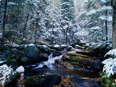 Adirondack Mountains, Lake Placid, NY Photographic Print by Jim Schwabel