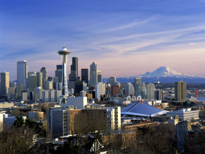 Seattle, Washington Photographic Print by George White Jr.