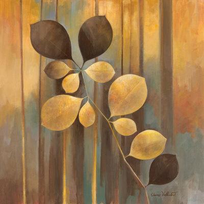 Autumn Elegance II Art by Elaine Vollherbst-Lane