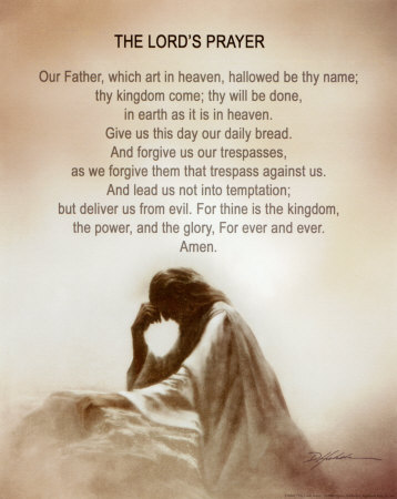 Lord's Prayer Posters by Danny Hahlbohm at AllPosters.