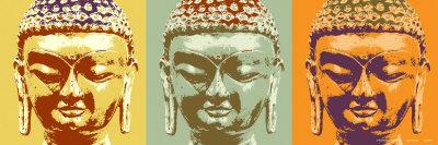 Three Fold Buddha Posters at AllPosters.