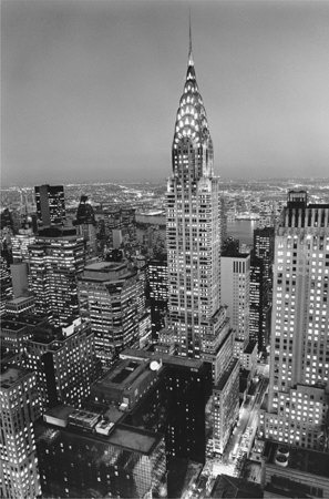 Chrysler Building Giant Poster