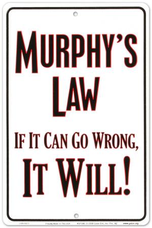 murphys law spiel