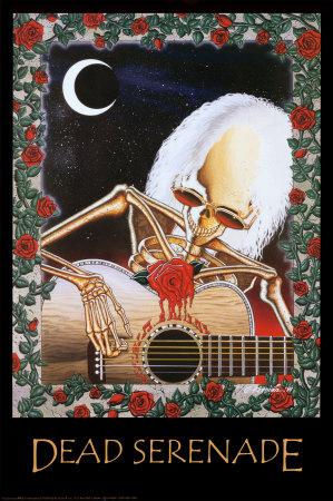 Dead Serenade Prints