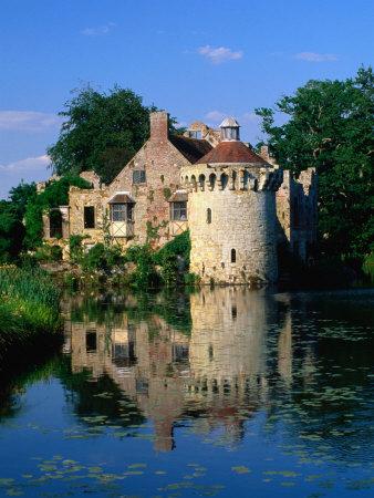 Residência de Bridget McNach - INGLATERRA Tomlinson-david-scotney-castle-kent-england