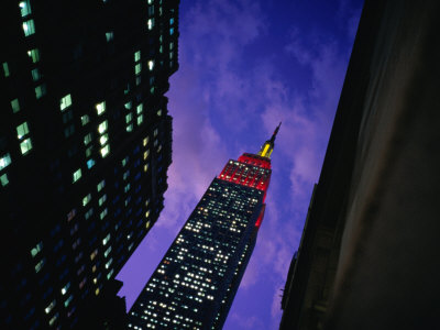 new york city pictures at night. at Night, New York City,