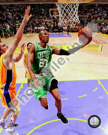 Ray Allen, Game 4 of the 2008 NBA Finals Photo