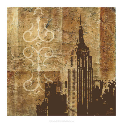 Urban Icon III Giclee Print by Ethan Harper
