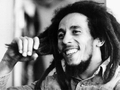 Bob Marley, 1978 Fotografisk tryk