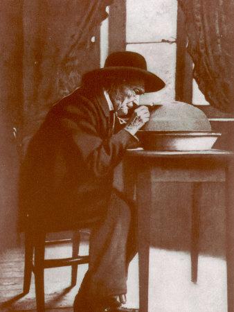 Jean Henri Fabre, French Entomologist Photographic Print