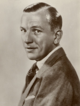 Noel Coward Actor Playwright and Songwriter Photographic Print