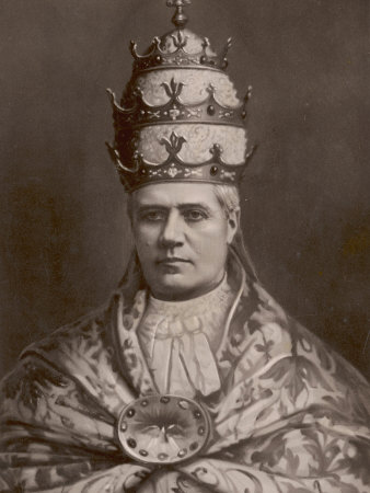 The Papal Tiara Worn by Pope Pius X Photographic Print at AllPosters.