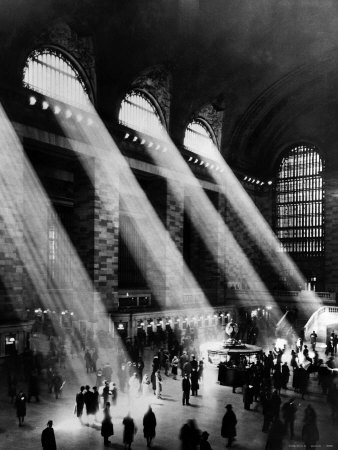 Grand Central Station, New York City Poster
