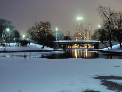 Lincoln Park, Chicago, Illinois, USA Photographic Print