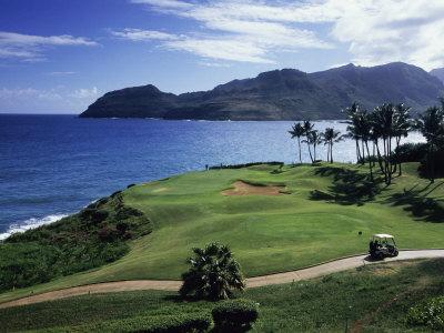 Kauai, Hawaii, USA Fotografisk tryk