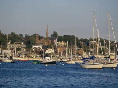 Newport, Rhode Island, USA Photographic Print