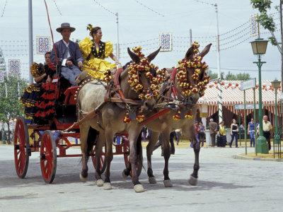feria de sevilla. Feria de Abril, Sevilla,