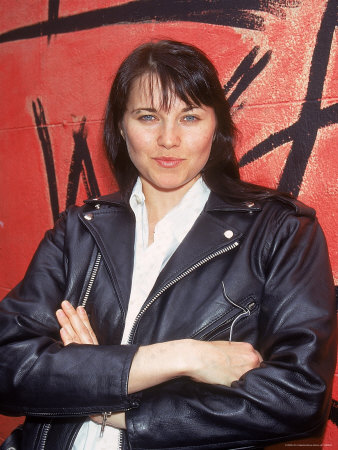 Actress Lucy Lawless Metal Print by Dave Allocca