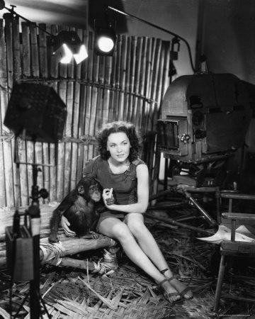 Maureen O'Sullivan Photo