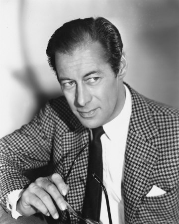 Rex Harrison Photo