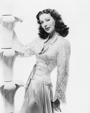 Loretta Young Foto