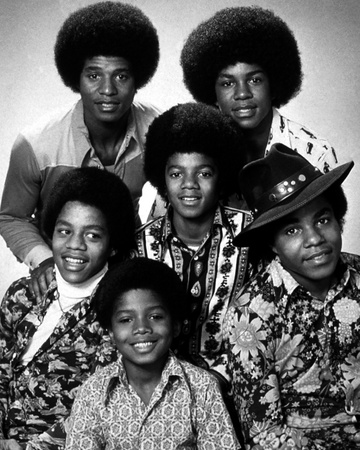 The Jackson Five Photographie