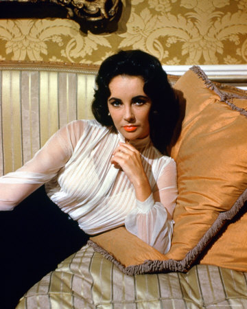 Elizabeth Taylor Poster