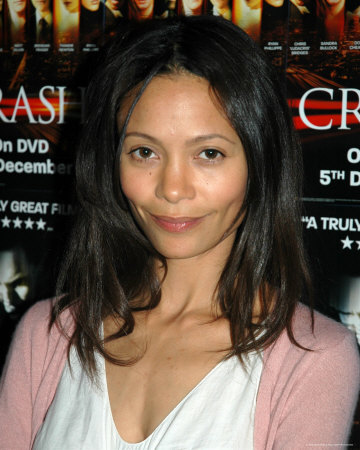 thandie newton family