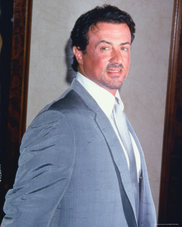 sylvester stallone fotos. Sylvester Stallone Photo at