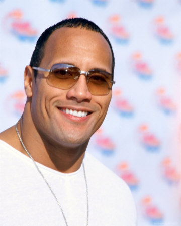 The Rock Photo
