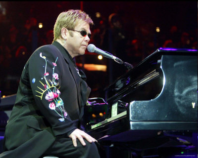 Elton John Photo
