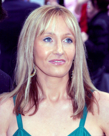 J.K. Rowling Photo