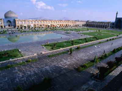 Emam Kohmeini Square, Esfahan, Iran Photographic Print by Phil Weymouth
